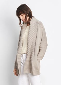 Chunky Cardigan for Women | Vince