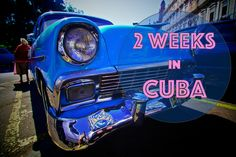 Nobody should make the mistake to reduce Cuba to just another Caribbean vacation destination. Honestly… don't. Cuba is much more than that… Believe me, if you plan your stay in Cu…