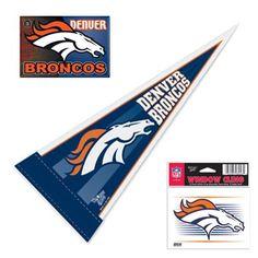 Get your Denver Broncos Fan Packs today!