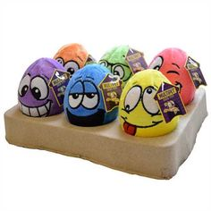 Special pet Easter looking treat egg noggin toys from Pet Planet designed for your pet to play with endlessly. #Dogs # Cat #Pet Eggs For Dogs, Making Easter Eggs, Planet Design, Easter Egg Designs, Dog Cakes, Easter Traditions, Easter Chocolate, Pet Treats, Happy Animals