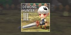 Demong Hunter 3 v1.1.1 PARA HİLELİ MOD APK İNDİR