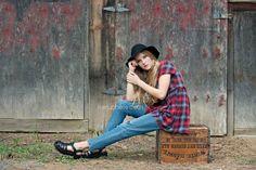 Girl, country, Fall, senior, koruphoto.com