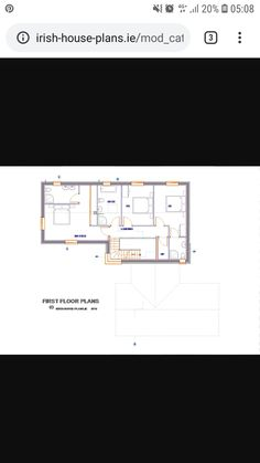 House Plans, How To Plan, House Floor Plans, Home Plans