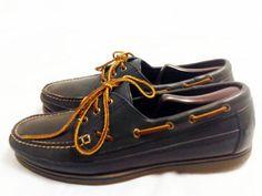 Polo Sport Ralph Lauren 11D Boat Shoes,Green lace Up ralph Lauren Shoes