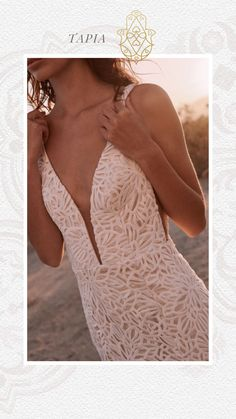 our beautiful tapia styled to perfection from our sister store Dear Blackbirdboutique Lace Wedding, Wedding Dresses, Backless, Boutique, Store, Beautiful, Fashion, Bride Dresses, Moda
