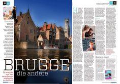 100% Brugge actie in Nieuwsblad van 5 maart 2016.