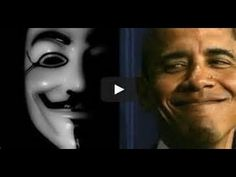 Anonymous Message to Barack Obama: Do You See What We See? ANONYMOUS HEADQUARTERS by mistv Published on Aug 9, 2014 See? Hacktivist group Anonymous has now spoken out against President Barack Obama's intentions to enact wider gun control in the U.S. NEXT TIME VOTE FOR SOMEONE WHO IS NOT CONTROLLED BY GLOBALIST ELITE NO MORE PUPPETS. WE MUST MAKE OUR VOICES HEARD AND EXPOSE THEIR CRIMES.