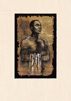 Soul Mate I Monica Stewart African-American Print Poster