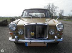 Vanden Plas Princess 1300 de 1972 : 66000 kilomètres d'origine ?