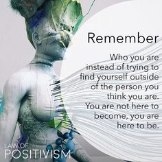 Remember ~ Law of positivism Spiritual Enlightenment, Spiritual Wisdom, Spiritual Growth, Spiritual Awakening, Reiki, Positive Energie, A Course In Miracles, Remember Who You Are, New Energy
