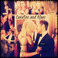 Caroline and klaus Vampire Diaries The Originals, The Vampire Diaries 3, Klaus And Caroline, Caroline Forbes, Original Vampire, This Is My Story, Candice Accola, The Cw, Best Vacations