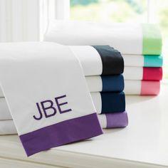 Suite Organic Sheet Set, Twin/Twin XL, Bright Pink