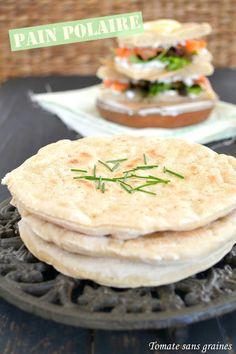 Pain polaire (suédois) et sandwich norvégien : http://tomatesansgraines.blogspot.fr/2015/07/pains-polaires-suedois-et-sandwich.html