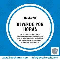 Nuevo servicio de Beezhotels, especialistas en Revenue Management Hotelero & E-Commerce Revenue Management, Ecommerce, To Tell, E Commerce
