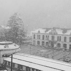 Cauteret sous la neige !