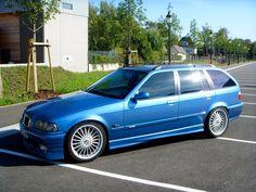 BMW Alpina (E36) B3 Touring - Cool is an Understatement