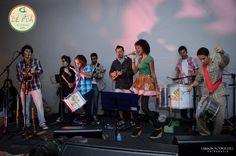 Carnaval de Rua 2016: Bloco Patuá faz show com workshop de percussão