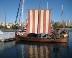 Go sailing on a Viking ship - BC Outdoor Adventures (Vancouver, BC) - Meetup