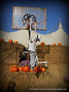 Gardaland Magic Halloween: basket macabro
