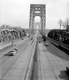 Famous Bridges, Fort Lee, Washington Heights, Hudson River, George Washington Bridge, New Jersey, New York City, Travel, Viajes