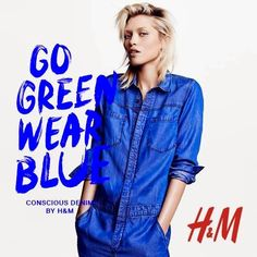 H&M Conscious Collection Ad Campaign Fall/Winter 2014/2015