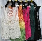 M L XL!!!Fashion 12 color 2013 new autumn Sexy Women Embroidery Lace Floral Crochet Blouse t-Shirt(China (Mainland))