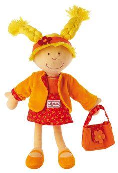 Leuke zachte poppen te koop via www.sigikidshop.nl.