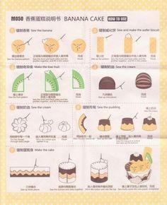 Felt Food tutorial