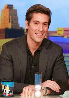 David on The View... ♥