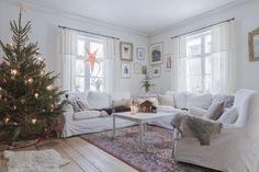 Julförberedelser i återbruksstil - My home