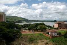 One of my favorite views in Bangui, Central African Republic