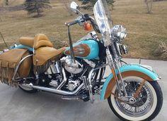 2000 Harley-Davidson Heritage Springer FLSTS