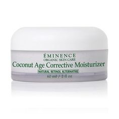 With each application of our Coconut Age Corrective Moisturiser, you'll feel your skin instantly tighten and lift. Coconut, shea butter and grape seed oil combine with green apple stem cell technology that offers lasting age correction.