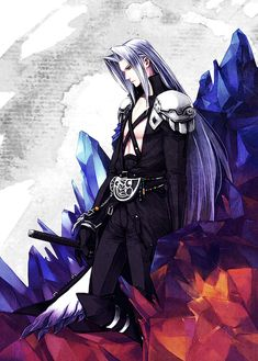 Sephiroth by nightflight