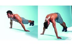 Must-do move: Biceps planche | Men's Fitness UK