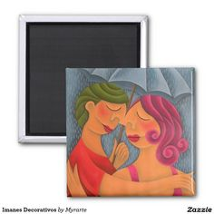Imanes Decorativos 2 Inch Square Magnet, home decor, decoración. Producto disponible en tienda Zazzle. Decoración para el hogar. Product available in Zazzle store. Home decoration. Regalos, Gifts. Link to product: http://www.zazzle.com/imanes_decorativos_2_inch_square_magnet-147477170545183742?CMPN=shareicon&lang=en&social=true&rf=238167879144476949 Día de los enamorados, amor. Valentine's Day, love. #ValentinesDay #SanValentin #love #imanes #magnets