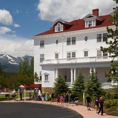 America's Haunted Restaurants and Hotels: Stanley Hotel; Estes Park, CO