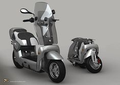 XOR XO2 foldable e-scooter | dailybri
