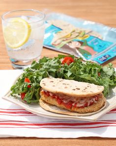These Baked Chicken Parmesan Sandwiches are tasty, healthy and filling for just 269 calories or 7 Weight Watchers points each! www.emilybites.com