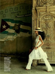 Marcelia Freesz By Fernando Louza For Marie Claire Brasil November 2013