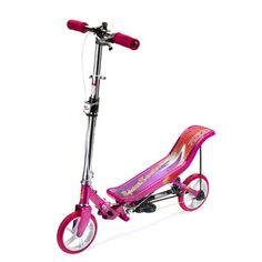 Space Scooter x580 Roze