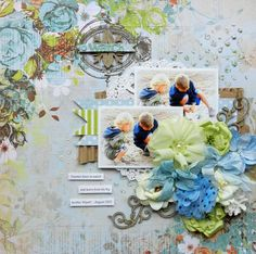 Layout: Watch **Manor House Creations