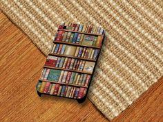 Bookshelf iPhone 5/s Case  iPhone 4/4s Case  by maestrophonecases, $14.99