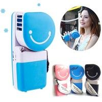 Handheld personal air conditioner