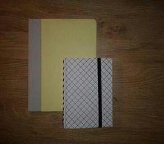 my own DIY excercise book to school
