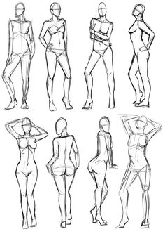 Want to discover art related to female? Check out inspiring examples of female artwork on DeviantArt, and get inspired by our community of talented artists. Drawing Female Body, Drawing Body Poses, Woman Drawing, Woman Body Sketch, Drawing Women, Life Drawing, Drawing Art, Female Pose Reference, Body Reference Drawing