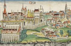 In the history of Europe, the Middle Ages or Medieval Period lasted from the to the century. It began with the fall of the Western Roman Empire and merged into the Renaissance and the Age of Discovery. Medieval World, Medieval Times, Medieval Art, Medieval Crafts, Medieval Clothing, European History, Ancient History, Ancient Aliens, American History