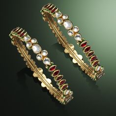 Indian jewellery - Saraswati Bangle