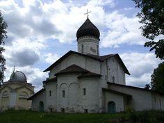 Старовознесенская церковь. Псков.