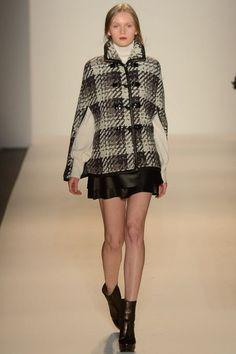 New York Fashion Week: Rachel Zoe. Fall/Winter 2013/2014